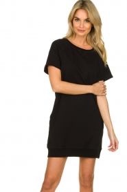 Blaumax |  Sweater dress Queens | black  | Picture 2