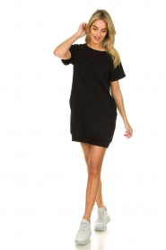 Blaumax |  Sweater dress Queens | black  | Picture 3