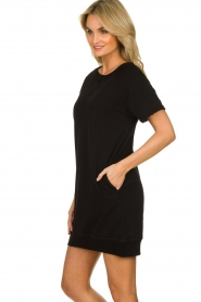 Blaumax |  Sweater dress Queens | black  | Picture 5