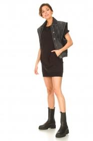 Blaumax    Sweater dress Queens   black    Picture 3