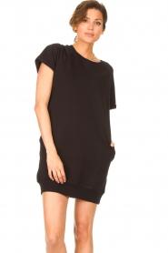 Blaumax    Sweater dress Queens   black    Picture 5