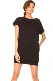 Blaumax    Sweater dress Queens   black    Picture 4