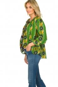 Antik Batik |  Visocse blouse Talita | multi  | Picture 5