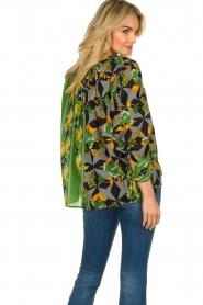 Antik Batik |  Visocse blouse Talita | multi  | Picture 6