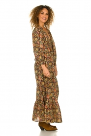 Antik Batik |  Maxi dress with print Cherie | multi  | Picture 5
