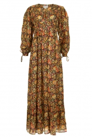 Antik Batik |  Maxi dress with print Cherie | multi  | Picture 1