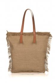 Antik Batik | Beach bag Barry | brown  | Picture 3