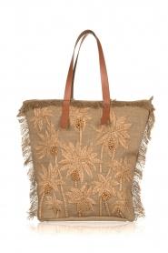 Antik Batik | Beach bag Barry | brown  | Picture 1