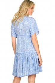 Genesis |  Print dress Tanah | blue  | Picture 6