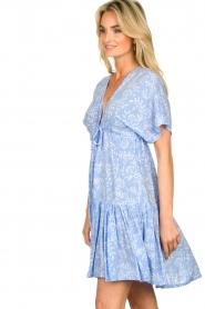 Genesis |  Print dress Tanah | blue  | Picture 5