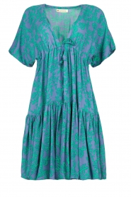 Genesis |  Print dress Tanah | lavender  | Picture 1