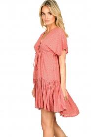 Genesis |  Print dress Tanah | red  | Picture 5