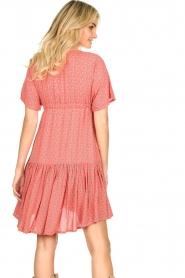 Genesis |  Print dress Tanah | red  | Picture 6