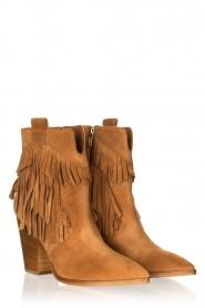 Janet & Janet |  Fringe boots Vesta | camel  | Picture 3