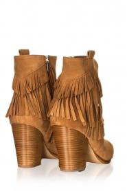 Janet & Janet |  Fringe boots Vesta | camel  | Picture 4