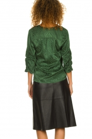 Dante 6 |  Leather skirt Pulson | black  | Picture 5
