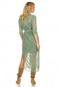 Dante 6 |  Maxi dress Lidique | green  | Picture 4
