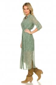 Dante 6 |  Maxi dress Lidique | green  | Picture 3