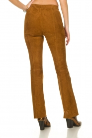 Dante 6 |  Suede legging Dolman |  brown  | Picture 5