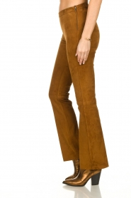 Dante 6 |  Suede legging Dolman |  brown  | Picture 4