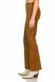 Dante 6 |  Suede legging Dolman |  brown  | Picture 4