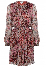 Dante 6 |  Flower print dress Okala | multi  | Picture 1