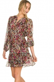 Dante 6 |  Flower print dress Okala | multi  | Picture 4