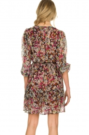 Dante 6 |  Flower print dress Okala | multi  | Picture 6