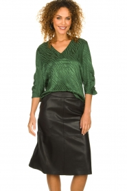 Dante 6 |  Blouse Miley | green  | Picture 2