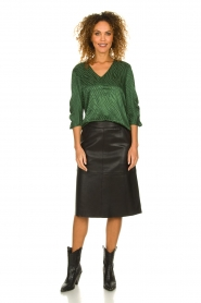 Dante 6 |  Blouse Miley | green  | Picture 3