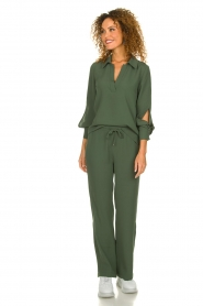 Dante 6 |  Blouse Rush | green  | Picture 3