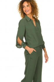 Dante 6 |  Blouse Rush | green  | Picture 2