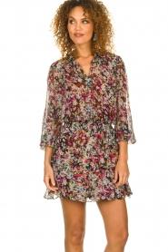Dante 6 |  Flower blouse Sybella | multi  | Picture 2