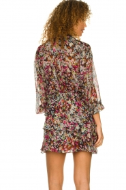 Dante 6 |  Flower blouse Sybella | multi  | Picture 6
