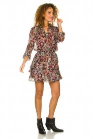 Dante 6 |  Flower blouse Sybella | multi  | Picture 3