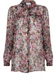 Dante 6 |  Flower blouse Sybella | multi  | Picture 1