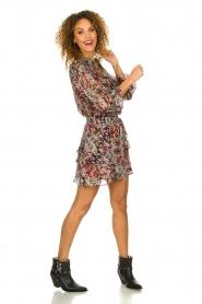 Dante 6 |  Flower print skirt | multi  | Picture 3