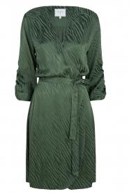 Dante 6 |  Wrap dress Hayden | green  | Picture 1