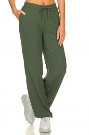 Dante 6 |  Trousers with drawstring Noraly | green  | Picture 2