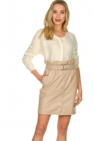 Dante 6 |  Paper bag skirt Courci  | natural  | Picture 2