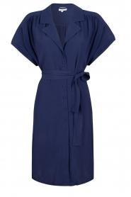 Dante 6 |  Blouse dress Sabeau |  blue  | Picture 1