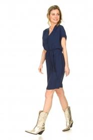 Dante 6 |  Blouse dress Sabeau |  blue  | Picture 3