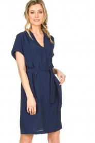 Dante 6 |  Blouse dress Sabeau |  blue  | Picture 2