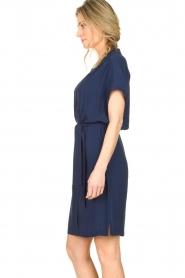 Dante 6 |  Blouse dress Sabeau |  blue  | Picture 5