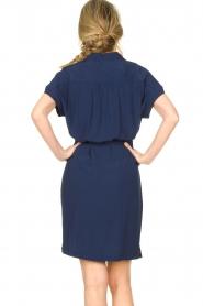 Dante 6 |  Blouse dress Sabeau |  blue  | Picture 6