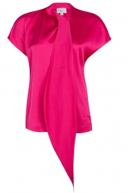 Dante 6 |  Blouse with bow Serena | pink  | Picture 1