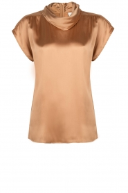 Dante 6 |  Silk top Devyn | brown  | Picture 1