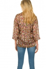 Dante 6 |  Blouse with print June | multi  | Picture 6