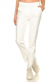 Dante 6 |  Trousers Talent | white  | Picture 2