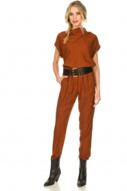 Dante 6 |  Trousers Bowie | brown  | Picture 3